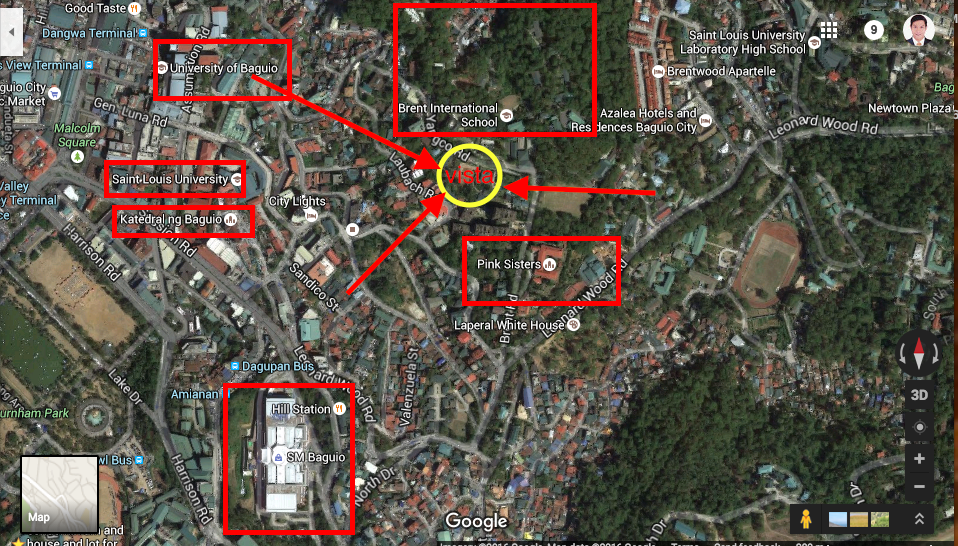 Brenthill Vista Condominium Baguio Condominiums And