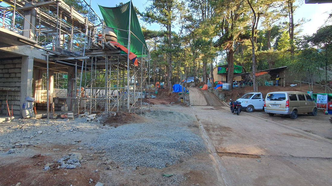 Eleve Condo Baguio construction February 2021 update