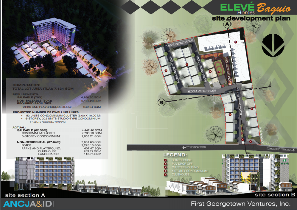 commercial and amenities eleve baguio
