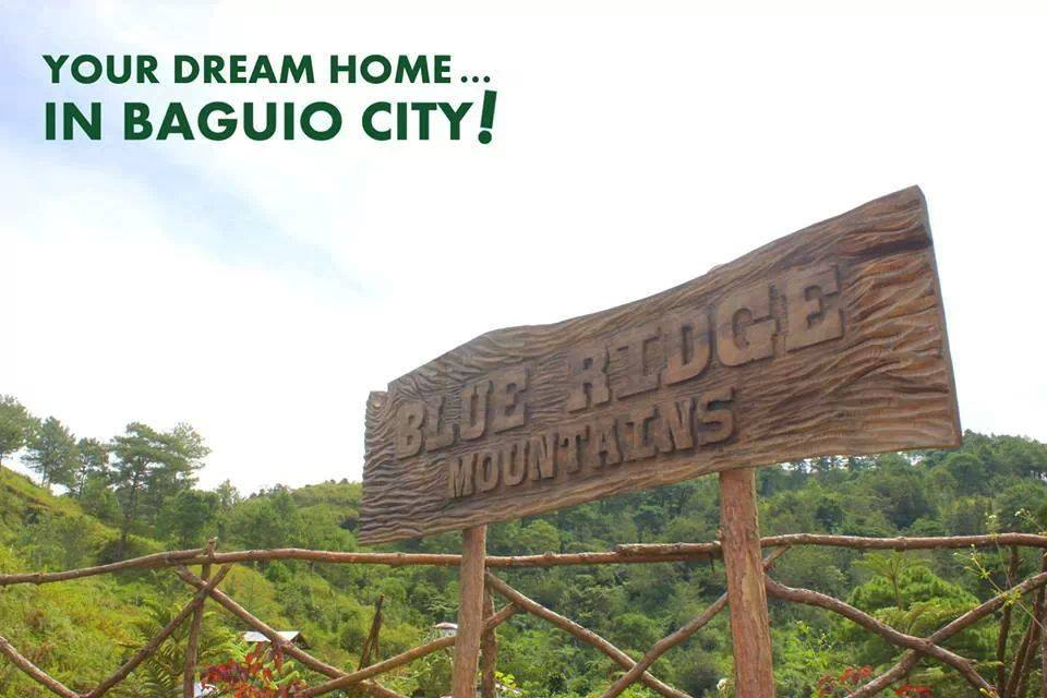Blueridge mountain house and lot property subdivision for sale in Baguio city