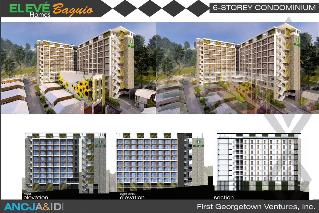 condominium eleve homes baguio