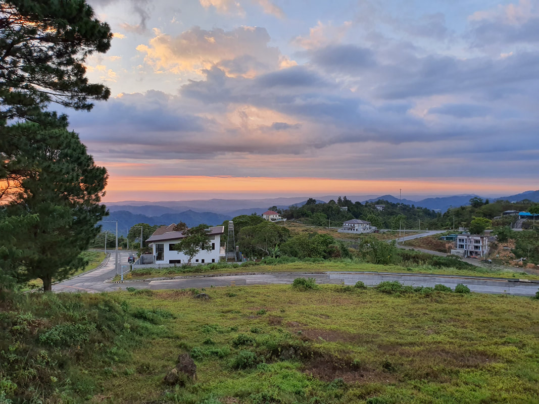 pinewoods lot for sale baguio