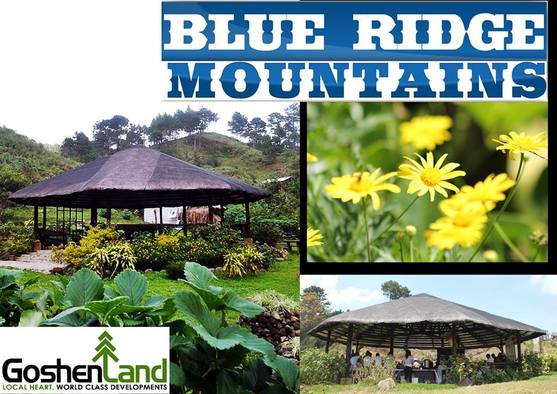 Blueridge mountain house and lot subdivision in Baguio city