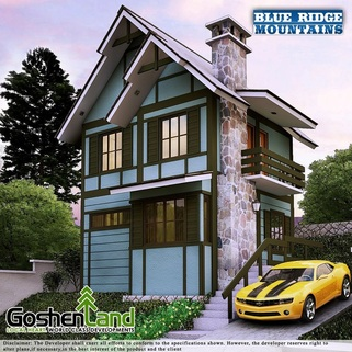 house designs in blueridge mountain house and lot subdivision in baguio city