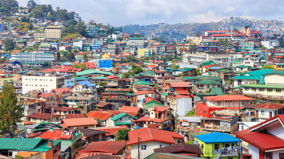 houses in cordillera