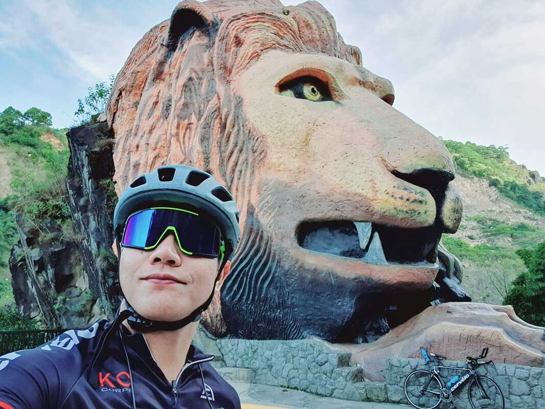 Lions head baguio roman joe anoso