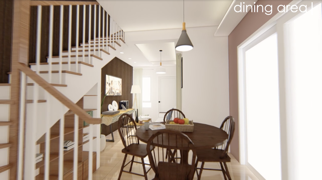 dining area duplex