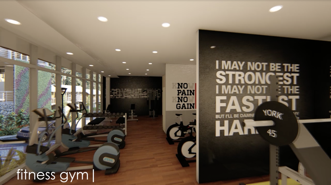 condominium fitness gym