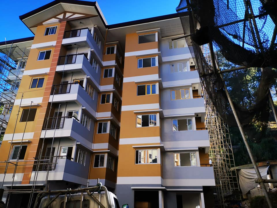 Leonila hill Baguio city condominium
